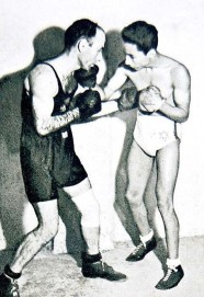 1936 Dubek Israel Sports Boxing
