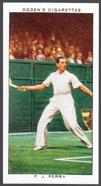 1936 Ogden Fred Perry Tennis