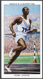 1936 Ogden Jesse Owens Track and Field