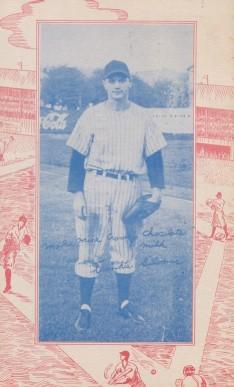 1940 Crowley's Milk Frankie Silvanic