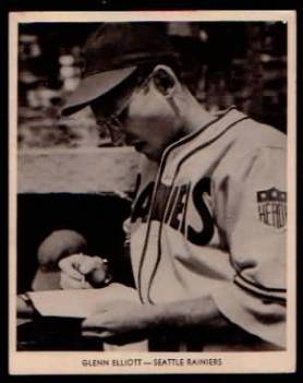 1943 Centennial Flour Glenn Elliott