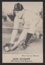 D315-2 1947 Sunbeam Mike Schemer