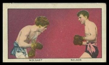 E80 Battling Nelson and Ad Wolgast Boxing