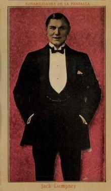 Jack Dempsey Evaristo Juncosa