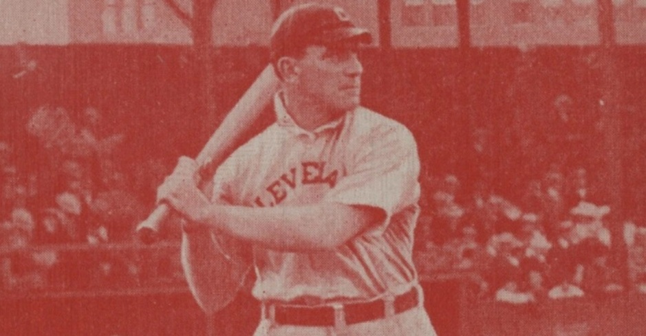 Nap Lajoie Game Card Header