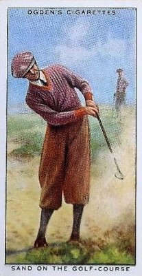 Ogden Story of Sand Golf Card