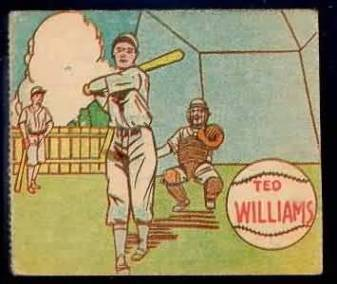 R302-2 1949 MP Co. Ted Williams