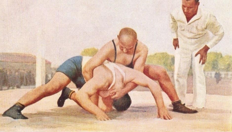 sanella-wrestling