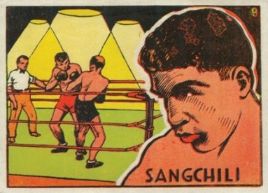 Sangchili Editorial Bruguera Boxing