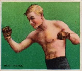 T218 Keyes Boxing