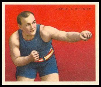 T219 James Jeffries Boxing