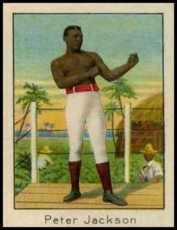 T220 T223 Boxing Peter Jackson