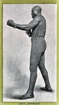 T226 Red Sun Jack Johnson Boxing