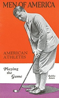 bobby jones h572 men of america golf