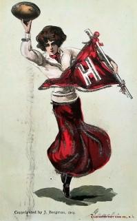 1905 Bergman Harvard