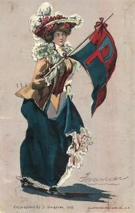 1905 Bergman Penn