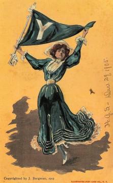 1905 Bergman Yale