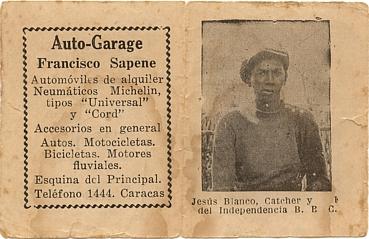 1916 Industrial Cigarrera