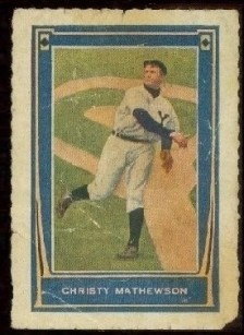 1912 Baseball Player Stamps
