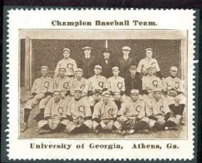 1915 Georgia Bulldogs Baseball Team