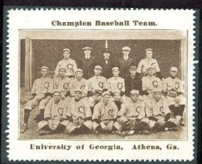 1915 Georgia Bulldogs Baseball Team