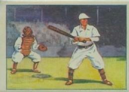 1932 Rowntree Treasure Trove Baseball