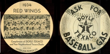 1934 Red Wings Doyle-Texaco.jpg