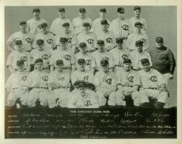 1935 Hamlins Saf-T-Shav Cubs