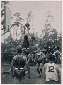 1936 Pet Cremer Olympia Basketball.jpg