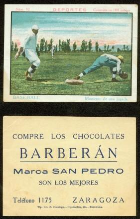 Barberan Chocolates