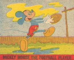 Mickey Mouse R161 Football