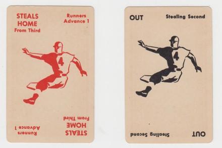 1938 Whitman Sliding Mel Ott