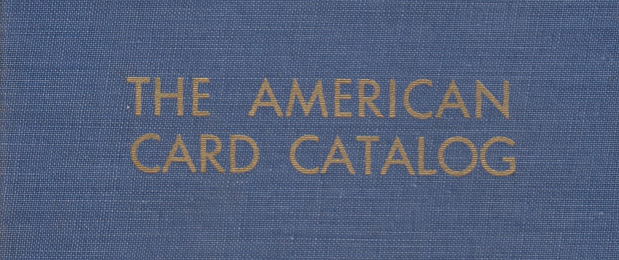 Catalogue british american