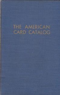 American Card Catalog