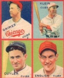 Cuyler 1935 Goude