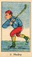 W542 Hockey Strip Card