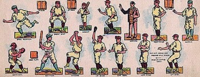 1890s The National Game Supplement