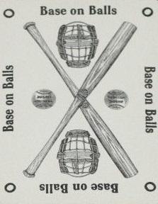 1913 Great National Game of Baseball Card
