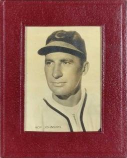 Roy Johnson 1938 Sawyer Biscuit Cabinet