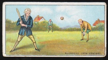 Sarony Games - Baseball (1923)
