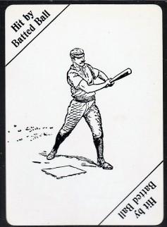 1904 Fan Craze Game Card