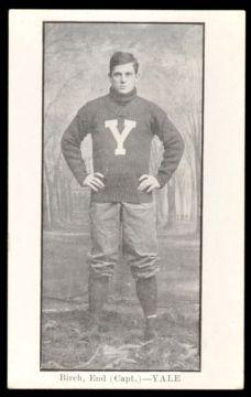 Birch 1909 Yale Postcard