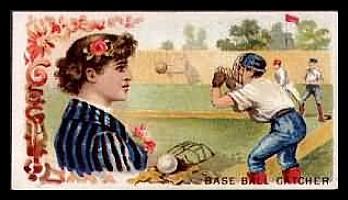 N165 Baseball Goodwin