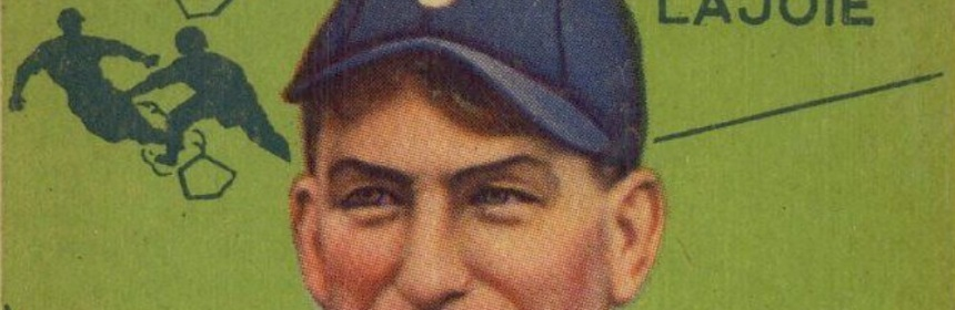 Nap Lajoie 1933 Goudey Was The Ultimate Chase Card And Had