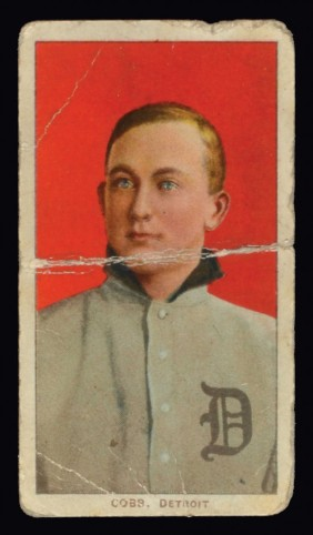 Ty Cobb Broadleaf T206