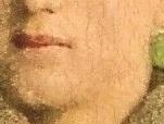 Brown Cracking Close Up Reprint