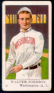 E91C Walter Johnson