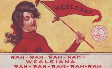 Oilette Tuck New England Postcard Series