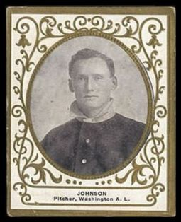 T204 Walter Johnson