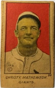 Christy Mathewson W516 PA Find